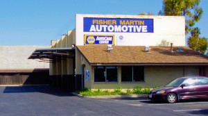 Ventura AAA Approved Auto Repair Shop Front Office